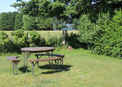Lauschige Ecke Camping Godau