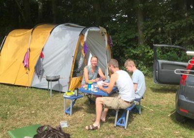 Zeltplatz Camping Godau